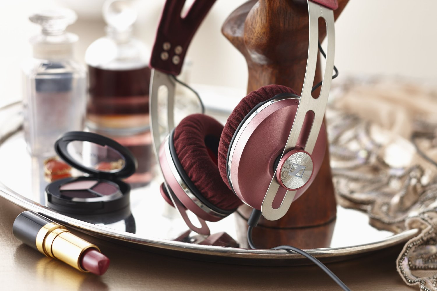 Sennheiser Momentum On-Ear Pink 5