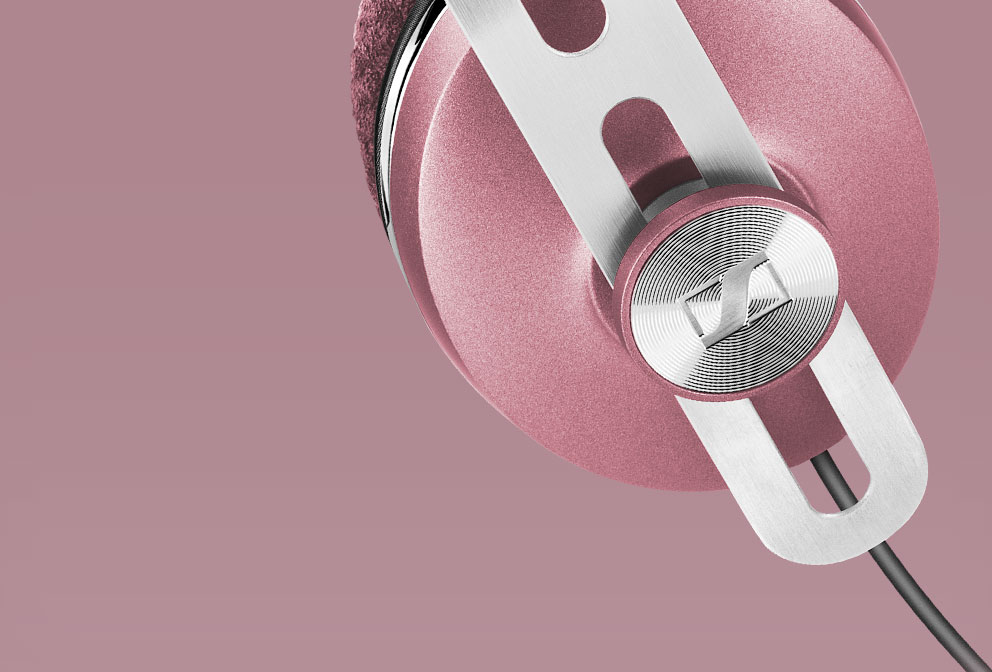 Sennheiser Momentum On-Ear Pink 7