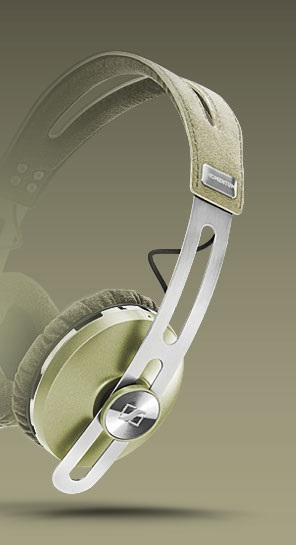 Sennheiser Momentum On-Ear Green 4