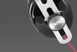 Sennheiser Momentum On-Ear Black 3