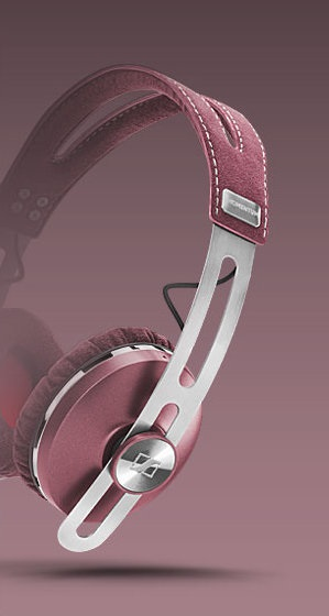 Sennheiser Momentum On-Ear Pink 10
