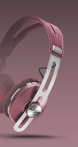 Sennheiser Momentum On-Ear Pink 10