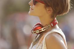 Sennheiser Momentum On-Ear Red 6