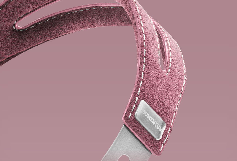 Sennheiser Momentum On-Ear Pink 9