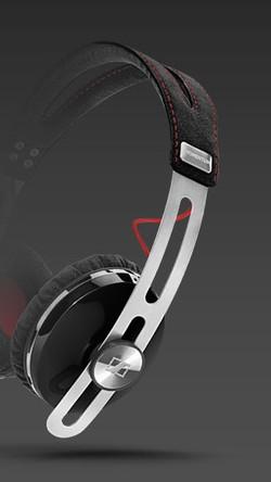 Sennheiser Momentum On-Ear Black 1