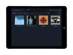 Kazoo_Search_Albums_Blue_iPad_Air_Horz_SpaceGray_sRGB