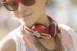 Sennheiser Momentum On-Ear Red 5