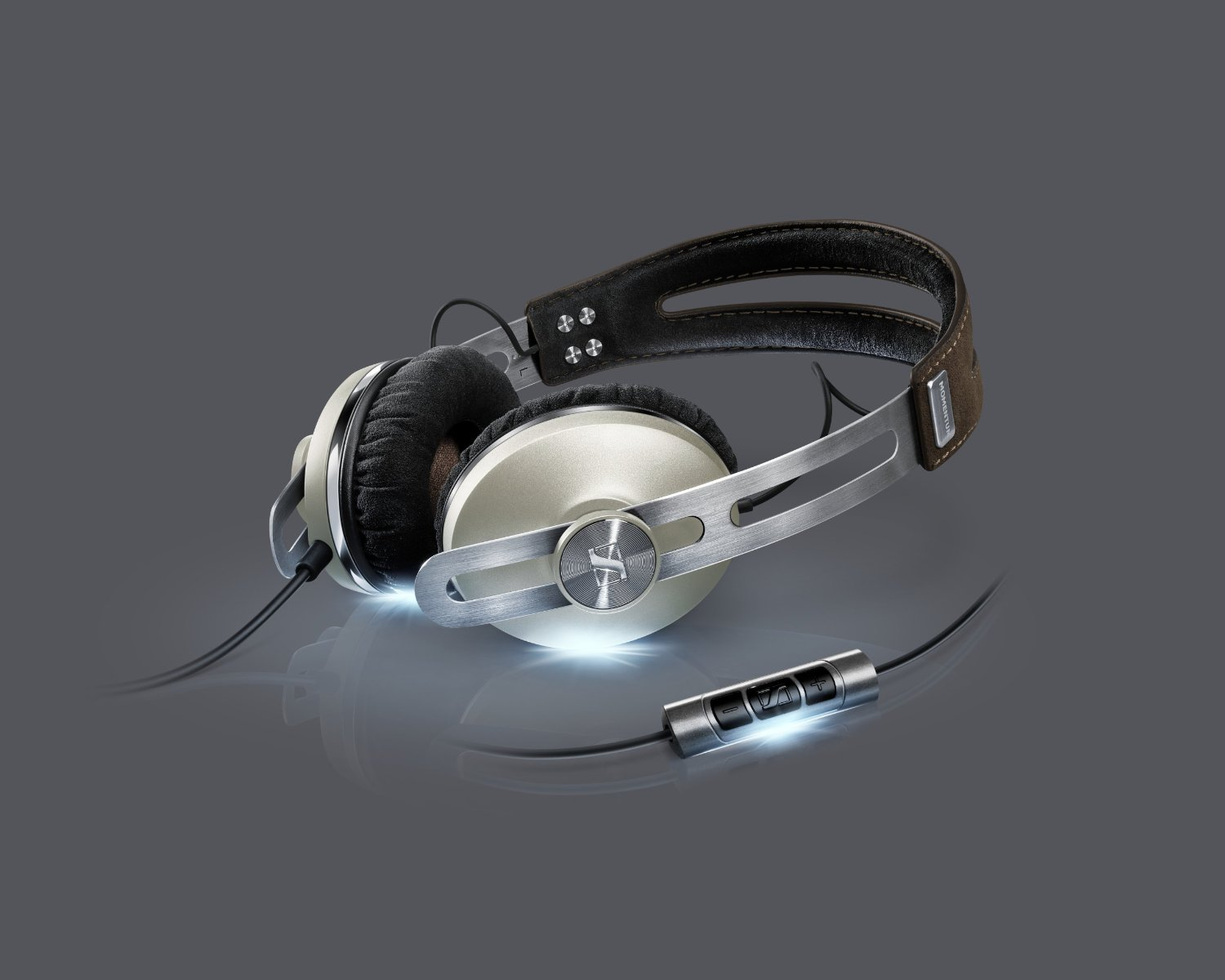 Sennheiser Momentum On-Ear Ivory 4