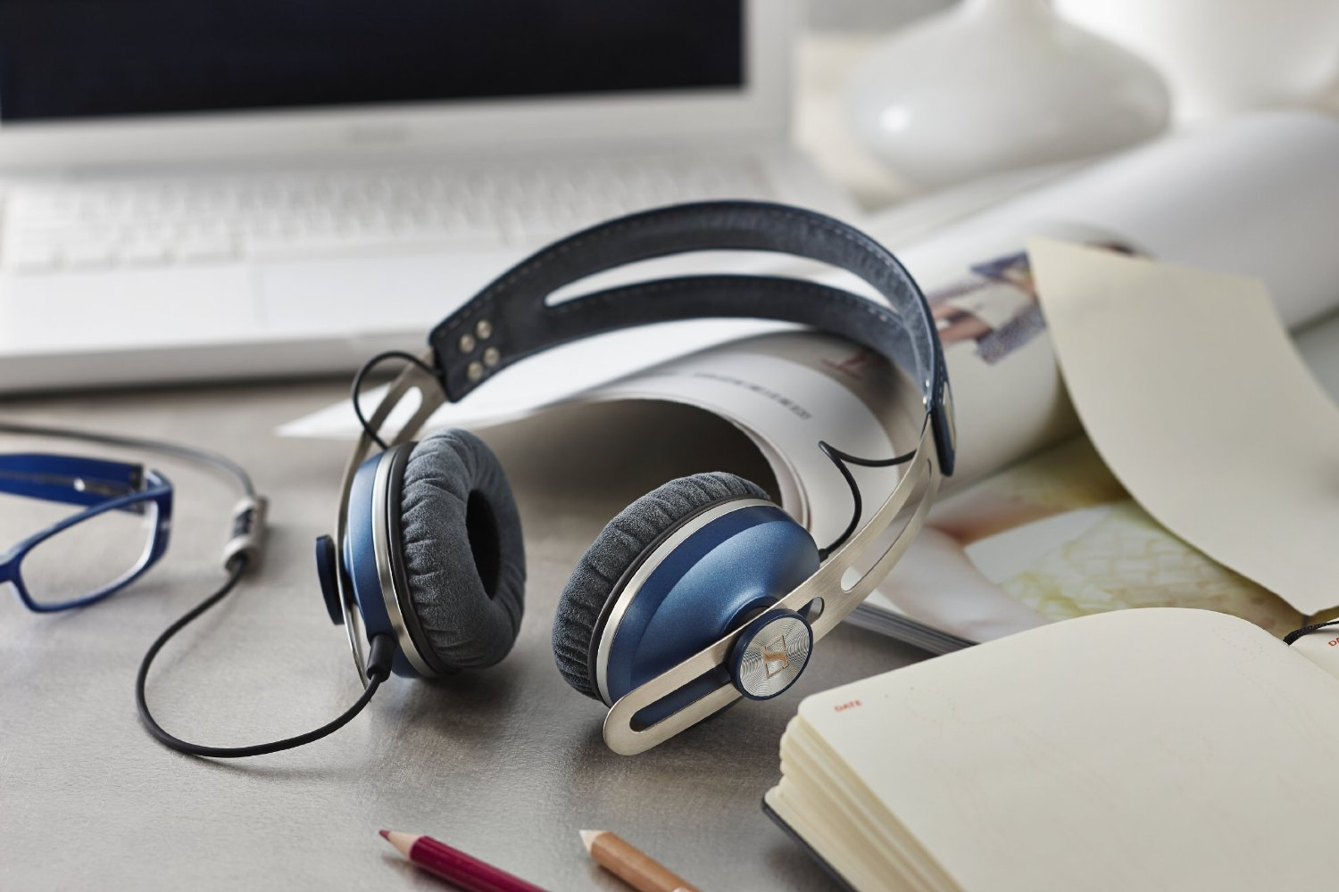 Sennheiser Momentum On-Ear Blue 4