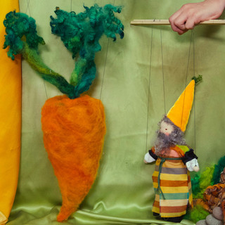 Carrot and the Carrot Gnome