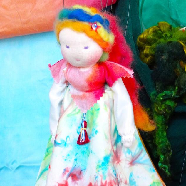 The Rainbow Fairy