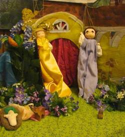 Cordita and the Three Little Men