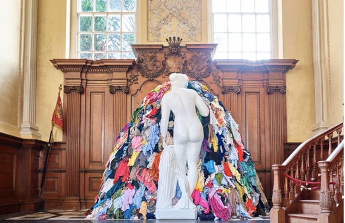Venus of the Rags (1964–2016), Michelang
