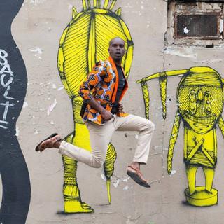 Bernadin Sebgo, 31, Burkina Faso
