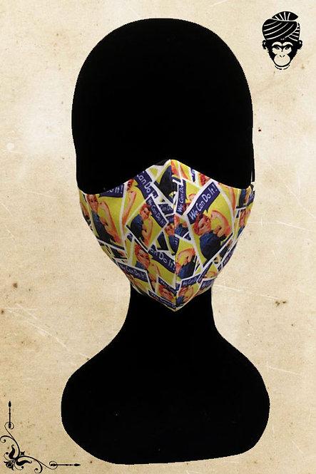 Mondmasker Dames WE CAN DO IT