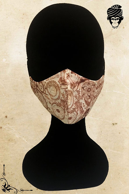 Mondmasker Dames WIZARDRY