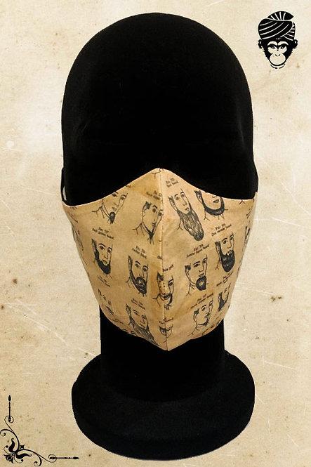 Mondmasker Heren BEARDS