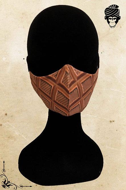 Mondmasker Dames CHOCOLATE