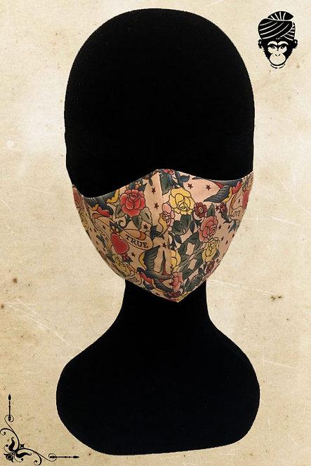 Mondmasker Dames TATTOO