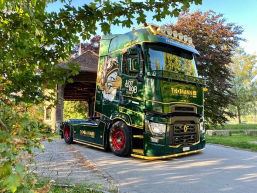 [Inscrivez-vous] Avez-vous le plus beau camion Renault Trucks de Belgique ?