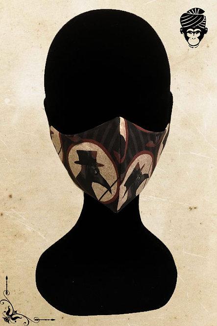 Mondmasker Dames PLAGUE MASTER