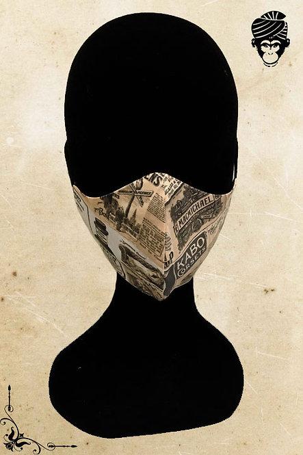 Mondmasker Dames NEWSPAPER