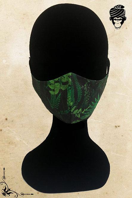 Mondmasker Dames GREEN FOREST