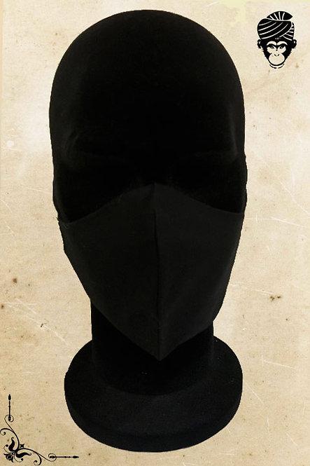 Mondmasker Heren BLACK