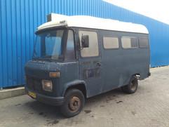 Primer camión de Mosse