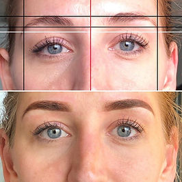 Powderbrows before&after__Met deze techn
