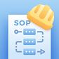 Smart SOP App Icon. Best SOP app for mobile.