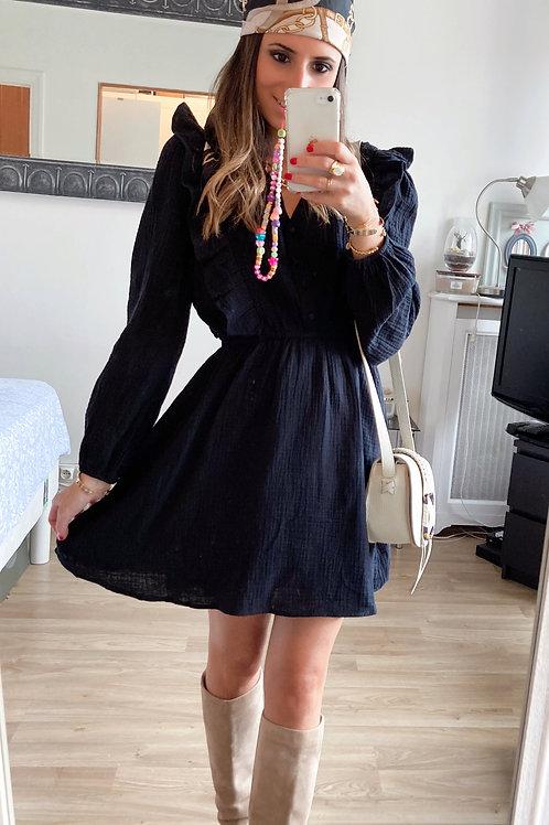 Robe Livia noire