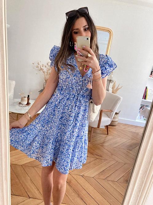 Robe Paloma bleue