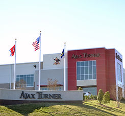 Ajax Turner Distribution Facility - ABEC Electric