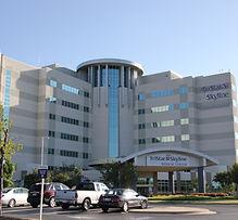Neuro ICU at Skyline Medical Center - ABEC Electric