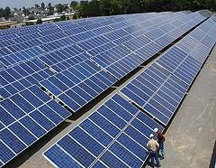 Schneider Electric Solar Farm - ABEC Electric