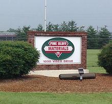 Pine Bluff Materials - ABEC Electric