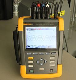 ABEC Electric - Power Analysis