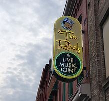 Tin Roof Downtown Nashville - ABEC Electric