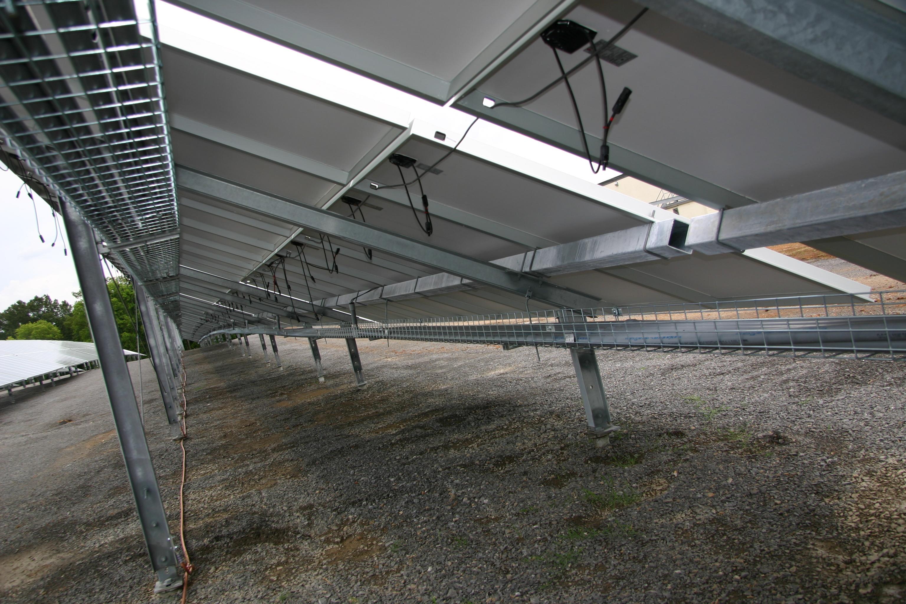 Schneider Electric Solar Farm