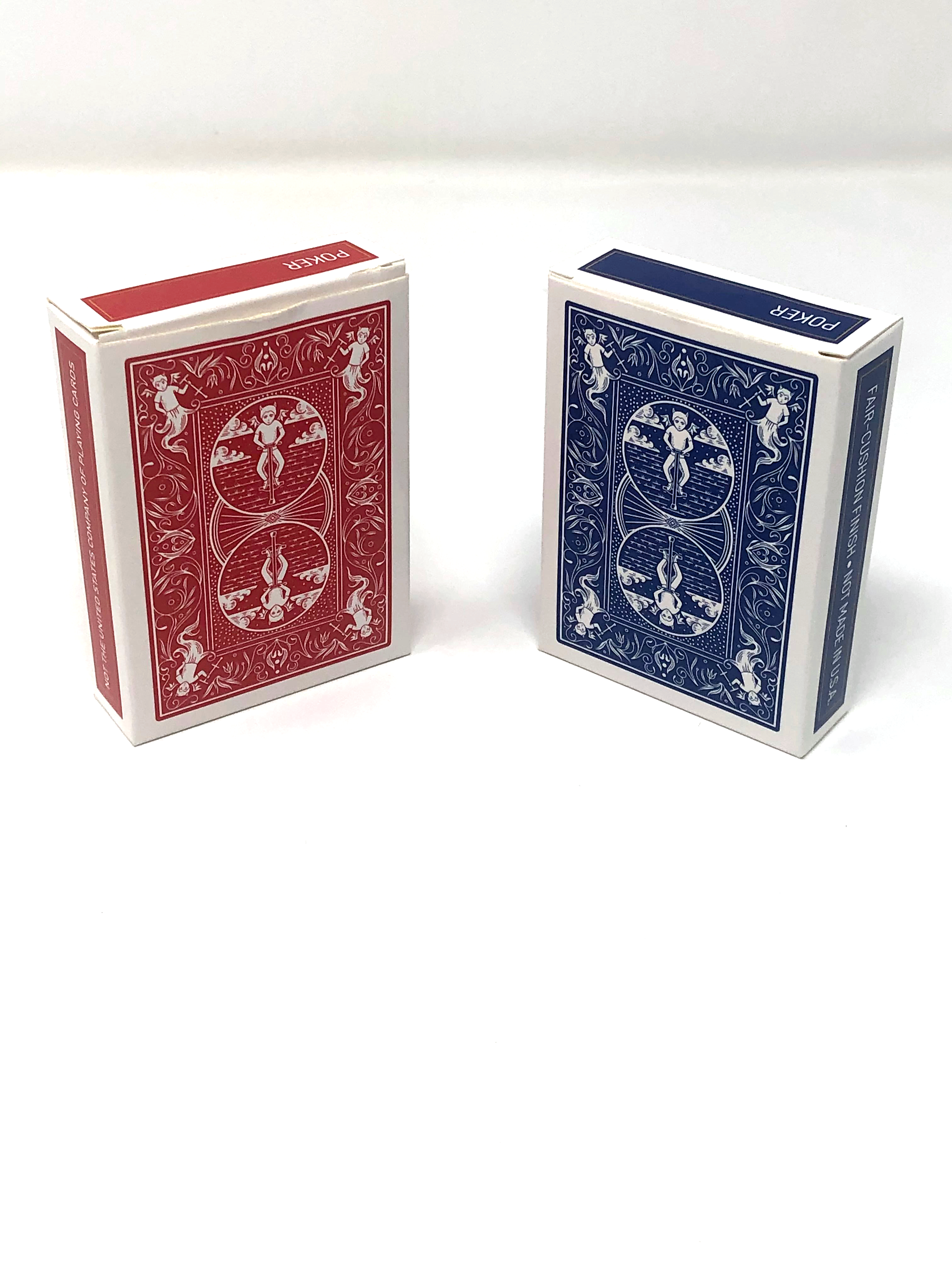 OmniSense Playing Cards