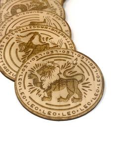 OmniSense Zodiac Medallions