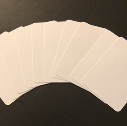 OmniSense Blank Playing Cards
