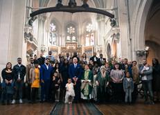 Amarah's Christening