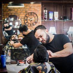 Crown Barbers