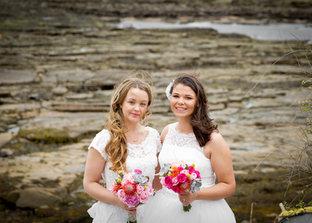 Thea & Amy's wedding