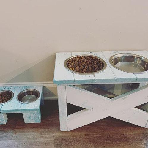 Dog Bowl Tables