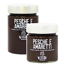 Pesche e Amaretti