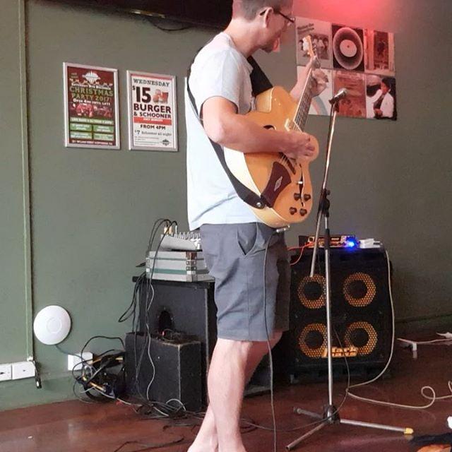 Uni bar jam_# Perthisok #jamming