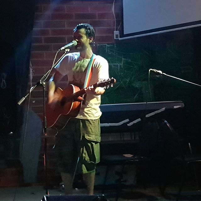 Dave Axel_#perthartifactory #music #givingitagoodgo